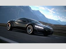 Honda Cars News NSX Concept to debut in Gran Turismo 6