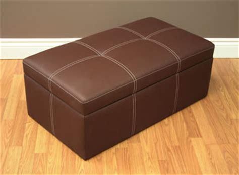 small rectangular storage ottoman amazon com dhp delaney large rectangular ottoman black