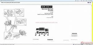 Volvo Heavy Truck Diesel Engine Service Manuals Diagnostic
