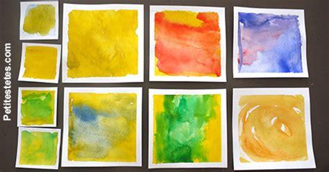 Commentaire Preparer Une Couleur De Peinture Peinture Explorer Les Couleurs