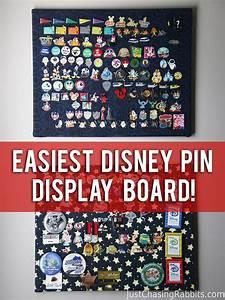 Diy, The, Easiest, Disney, Pin, Display, Board