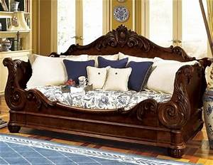 edwardian day bed With victorian sofa bed