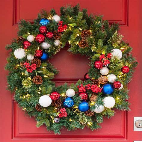 christmas wreath decorating picks billingsblessingbagsorg