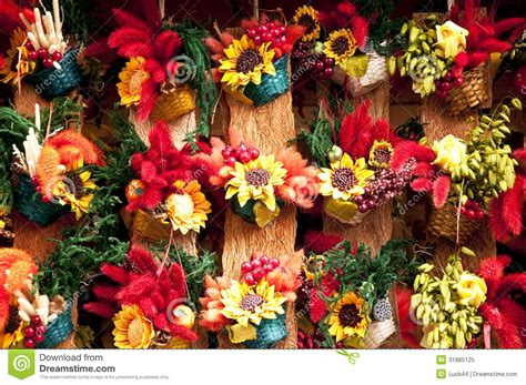traditional handicraft colorful flower decoration royalty