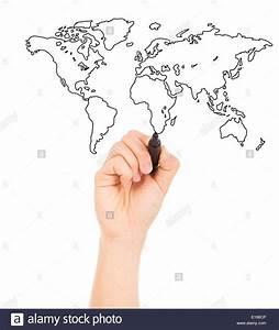 Weltkarte Malen Weltkarte Poster Die Welt In Wasserfarben