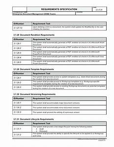 functional specifications templates functional With functional specification document template