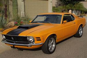 1970 FORD MUSTANG FASTBACK - 200482