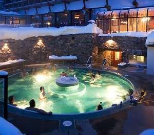 hotels in banff with tub skiing jasper national park alberta