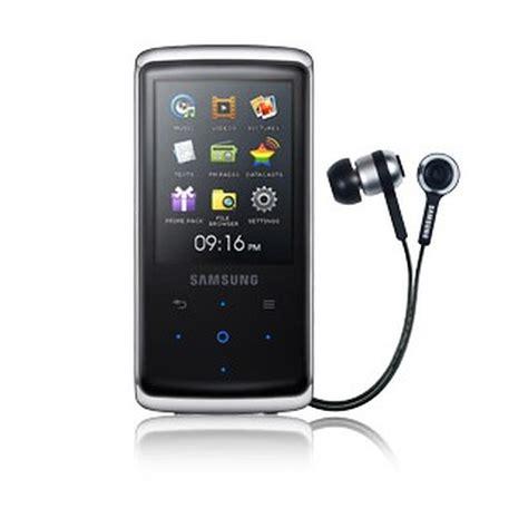 Lecteur Mp3 Samsung Samsung Yp Q2 8 Go Noir Lecteur Mp3 Ipod Samsung Sur Ldlc