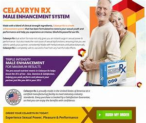 Celaxryn Rx Reviews  2020