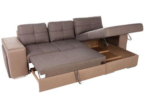 canapé tissu conforama canapé d 39 angle convertible et réversible 4 places en tissu