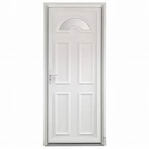 porte en pvc sellingstgcom With porte d entrée pvc avec taille de salle de bain