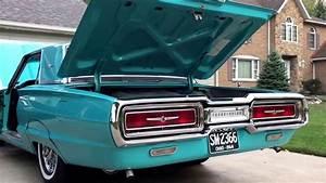 1964 Ford Thunderbird - Stunning Restoration