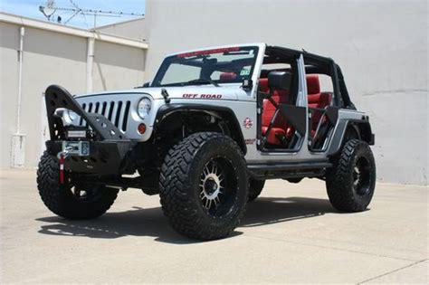 modified 4 door jeep wrangler custom jk unlimited 2011 jeep wrangler jk unlimited