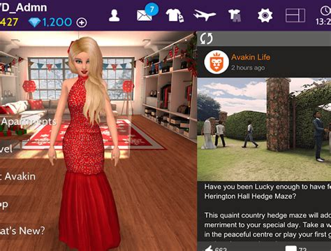 avakin pc bluestacks play game playing role