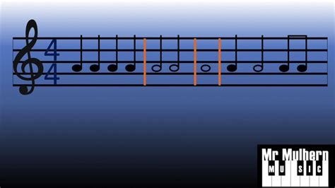 This is a video intending to show how you can make use of some of the music theory i've covered in the music theory for bass guitar series in your hi mark. Music Theory 8 - Bar Lines (3/4 & 4/4) - YouTube