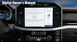 2021 Ford F-150 Owner U0026 39 S Manual Goes Mostly Digital