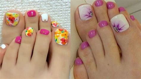 New Image Nails New Nail 2018 The Best Toenail Designs