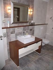 Aufsatz Waschtisch Unterbau : waschtisch mit unterbau badezimmer waschtisch mit ~ Indierocktalk.com Haus und Dekorationen