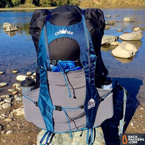 granite gear crown v c 60 review backpack review