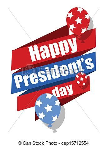 presidents day clipart happy presidents day vector graphic illustration clipart