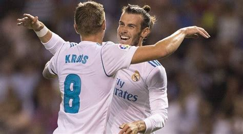 Gareth Bale leads Real Madrid to opening 3-0 league win ...