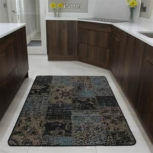 Tapis De Cuisine Design : tapis de cuisine moderne pour design unique ~ Teatrodelosmanantiales.com Idées de Décoration