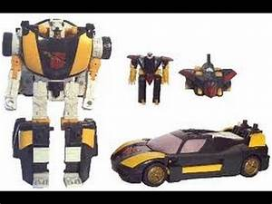 Wheeljack w/ Wind Sheer - Transformers Armada - YouTube