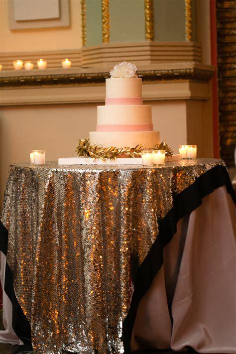 custom gold sequin table linens elizabeth anne designs