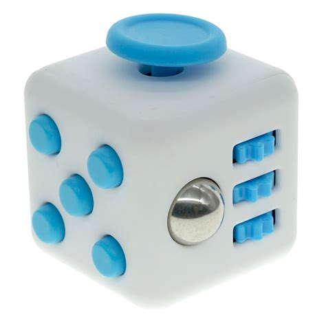 gadget de cuisine stress au bureau fidget cube le dé sensoriel anti