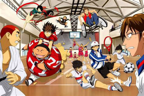 anime netflix terbaik opini 227 o 5 animes de esporte que vale a pena assistir