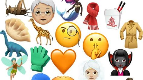 Apple's New Emojis Part Of Ios Update