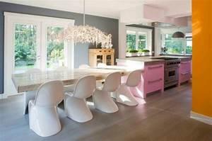 Esszimmer Modern Gestalten : k che einrichten 10 ideen zum verlieben ~ Markanthonyermac.com Haus und Dekorationen