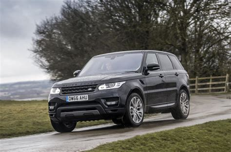 Range Rover Sport 2017 Review by Range Rover Sport 3 0 V6 Supercharged Hse Dynamic 2017
