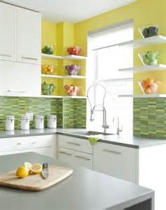 backsplash for yellow kitchen cheerful summer interiors 50 green and yellow kitchen designs digsdigs