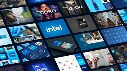 Intel Logos 11th Gen Huawei Lake Tiger