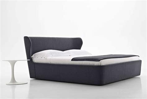 B B Möbel by Bed Papilio B B Italia Design By Naoto Fukasawa
