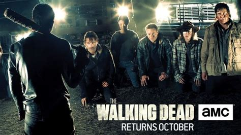 Walking Dead Resumes 2016 Uk by 11 Uk Teasers For The Walking Dead Season 7 Ask Who Will Meet Lucille
