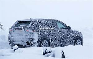 2018 Jaguar E-Pace Spied in the Snow, Could Become ...