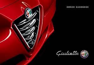 2016 Alfa Romeo Giulietta Owner U0026 39 S Manual - Zofti
