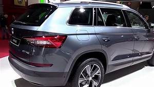 Skoda Kodiaq Business : 2017 skoda kodiaq style 2 fullsys features new design exterior interior first impression ~ Maxctalentgroup.com Avis de Voitures