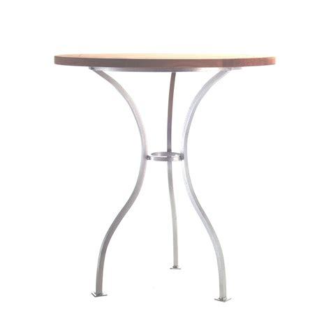 Gartentisch Teak rund 70 cm  im Greenbop Online Shop kaufen