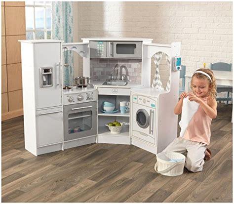 kidkraft ultimate corner play kitchen with lights sounds