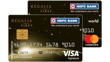 Check spelling or type a new query. HDFC Regalia Credit Card is compatible to the premium lifestyle and provides maximum luxury and ...