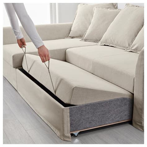 ikea holmsund sofa bed holmsund corner sofa bed nordvalla beige ikea