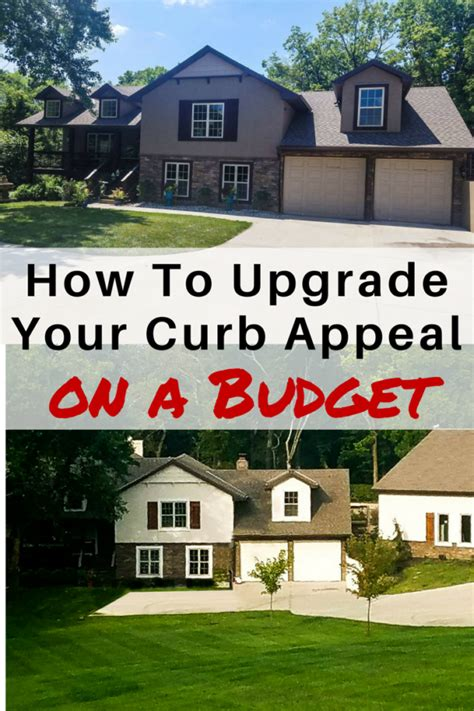 How To Upgrade Your Curb Appeal On A Budget  Diva Of Diy