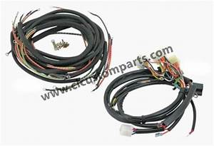 Main Wiring Harness  For Flh From 1978 To 1979  Oem 70320