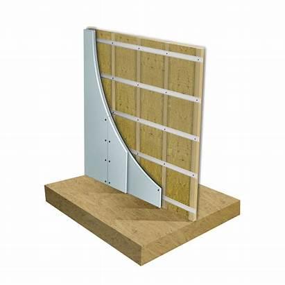 Stud Wall Soundproof 100mm Walls Kit Dfm