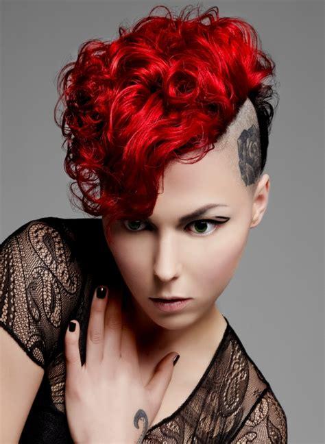 punk girl hair color ideas