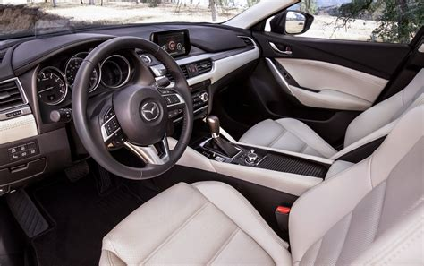 Mazda 6 Interior 2016 by That Was The 2016 Mazda 6 I Grand Touring